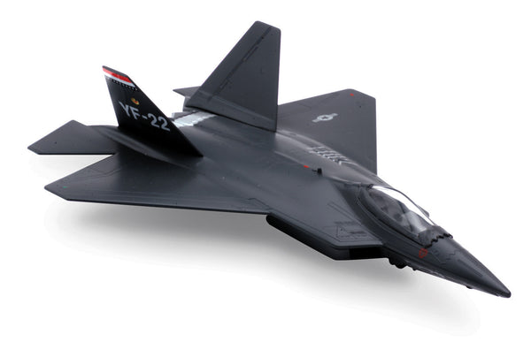 Sky Pilot YF-22 F-22 Raptor 1/72 Scale Model (Snap fit)