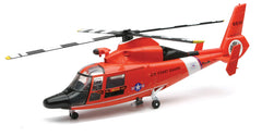 US Coast Guard Eurocopter Dauphin HH-65C 1/48 Scale Diecast Model with Stand