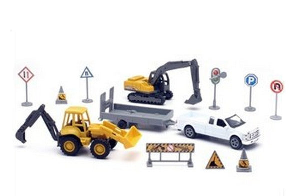 Ford F-250 Construction Playset