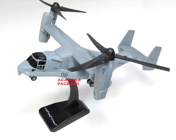 Bell Boeing V-22 Osprey 1/72 Scale Diecast Model with Stand
