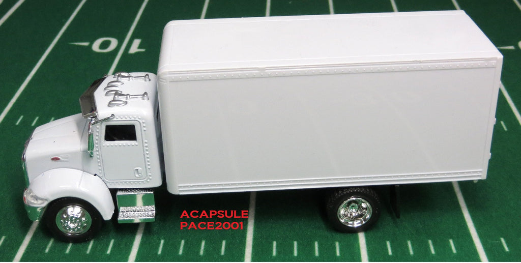 Peterbilt 335 Box Truck 1/43 Scale – Acapsule Toys and Gifts