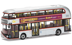 Corgi Go Ahead London New Routemaster #453 to Deptford Bridge 1/76 Scale Diecast Double Decker Bus