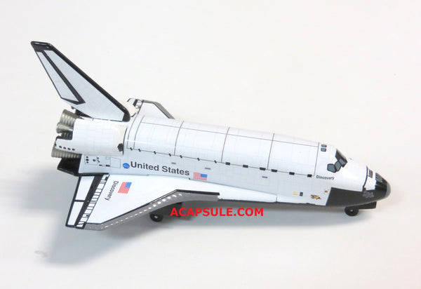NASA Space Shuttle Discovery 1/300 Diecast Model with Stand