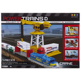 Power Trains Crane Set