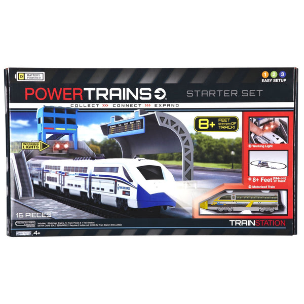 Power Trains Train Station Starter Set