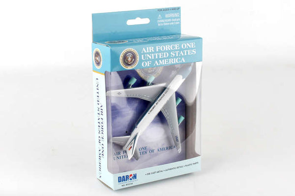 Air Force One Diecast Toy Plane