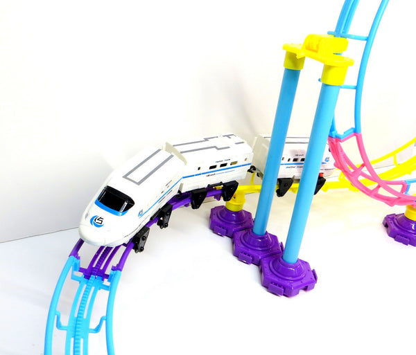 Roller Coaster Monorail Set