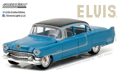 1955 Cadillac Fleetwood Series 60 from Elvis 1/64 Scale Diecast Model