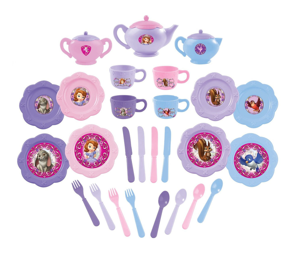Sofia the First Royal Dinner Party Set – Acapsule Toys and ...