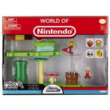 Super Mario Bros. U Microland Acorn Plains Set