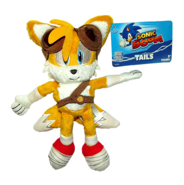 "Tomy Tails 8"" Plush"