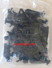 Ertl 1/64 Scale Black Angus Cattle Bulk Bag of 25