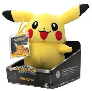 Pikachu Trainer's Choice 7 inch Plush