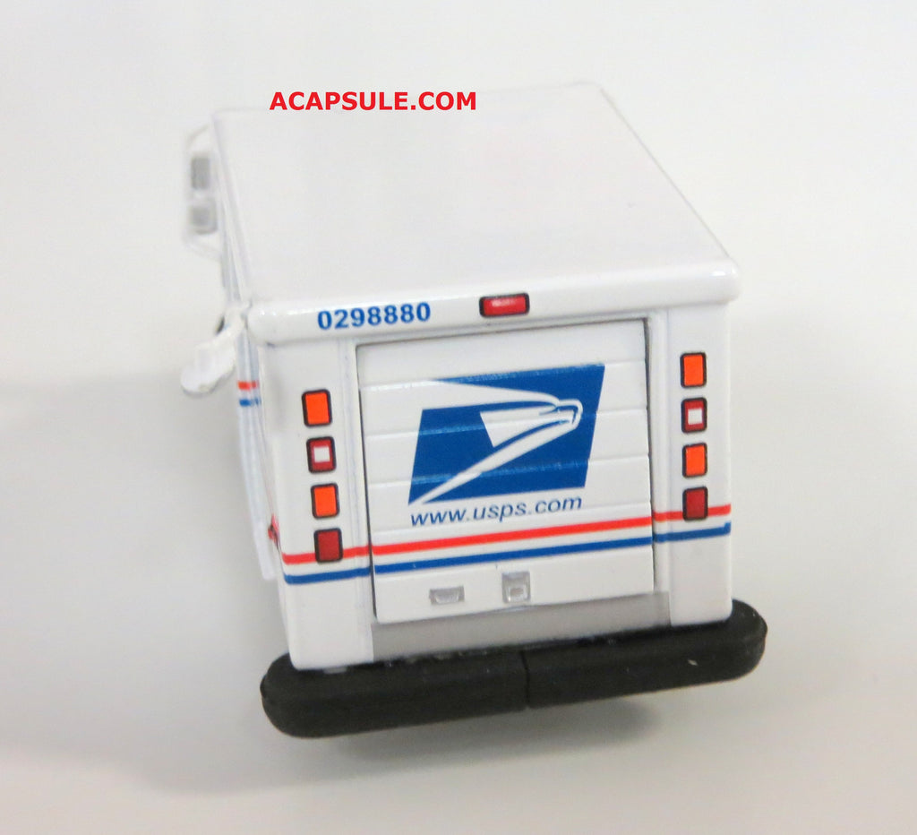 United States Postal Service Long Life Vehicle LLV 1/64