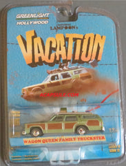 Wagon Queen Family Truckster from the Movie Nat Lampoon's Vacation 1/64 Diecast