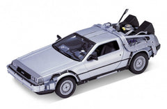 Back to the Future I DeLorean 1/24 Scale Diecast Model