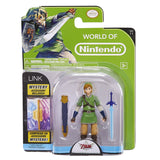 Zelda Link 4 inch Action Figure with Accessory