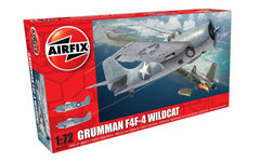 Airfix Grumman F4F-4 1/72 Scale Model Kit