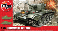 Airfix Cromwell IV Tank 1/76 Model Kit
