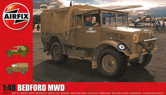 Airfix Bedford MWD Light Truck 1/48 Model Kit