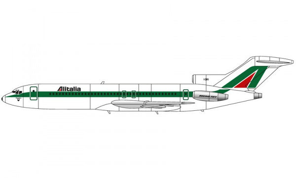 Boeing 727 1/144 Scale Model Kit