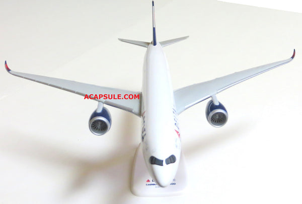 Flight Miniatures Delta Airlines Airbus A350-900 1/200 Scale Model with Stand