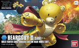 Bandai Build Fighters Beargguy III (San) China Koisaka Custom Made Mobile Suit High Grade 1/144 Model Kit