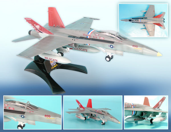Easy Model US Navy F/A-18C Hornet 1/72 Scale Plane