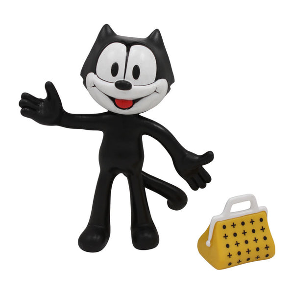 Felix The Cat Bendable poseable figure toy
