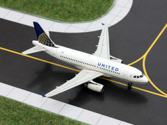 Gemini Jets United Airlines A319 1/400 Diecast Scale Model REG#N836UA