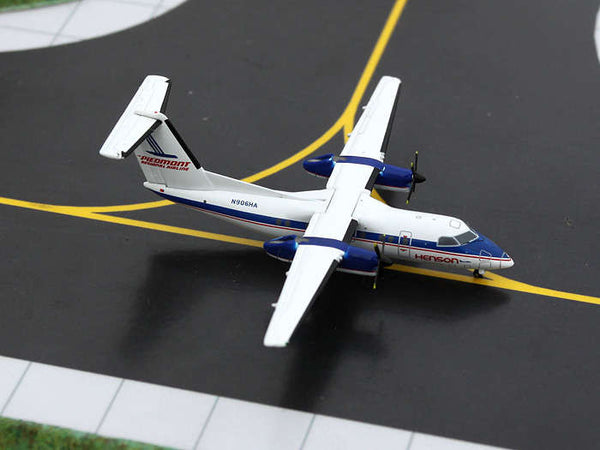 Gemini Jets Piedmont Dash 8 100 Series 1/400 Diecast Model