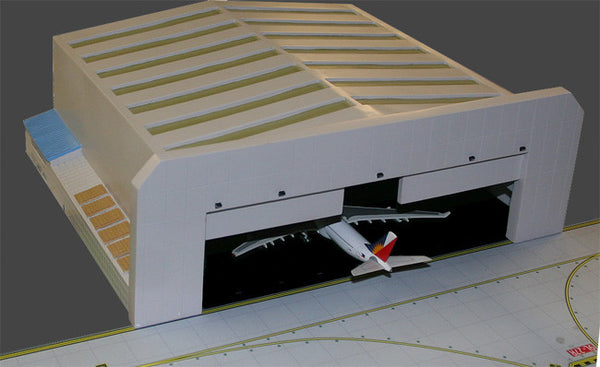 Gemini Jets new Wide-Body Aircraft Hangar 1/400 Scale