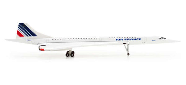 Herpa Wings Air France Concorde 1/500 Diecast Model
