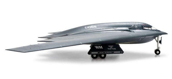 Herpa Wings USAF B-2 A Bomber Spirit of New York 1/200 Diecast Model