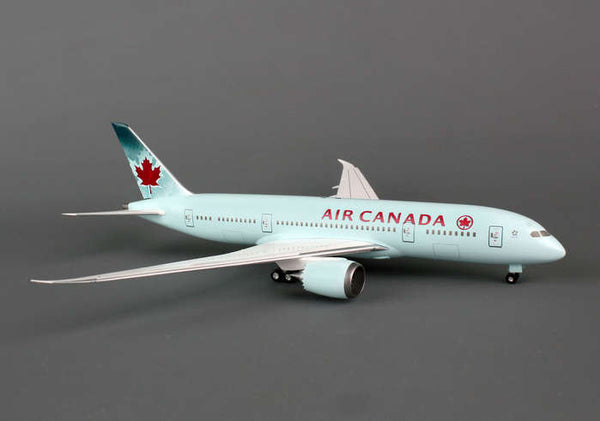 Hogan Air Canada Dreamliner 787-8 1/200 Scale Model with Gears