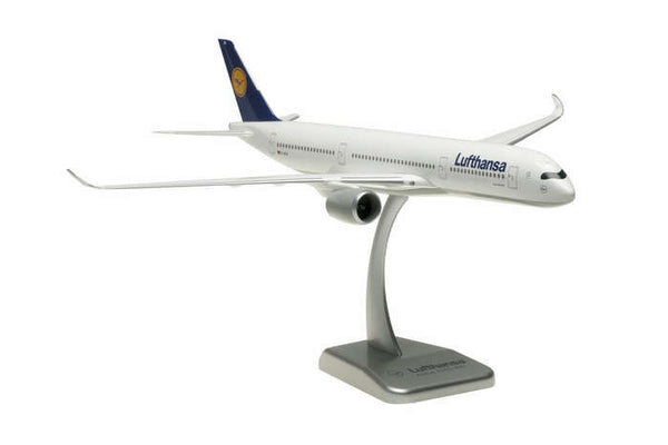 Hogan Lufthansa Airbus A350-900 1/200 Scale Model with Stand no Gears