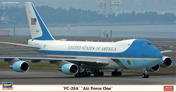 Air Force One VC-25A  Limited Edition 1/200 Model Kit