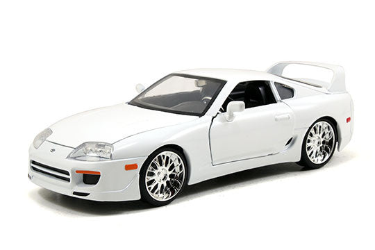 Fast and Furious Brian's1995 Toyota Supra 1/24 Scale Diecast Model