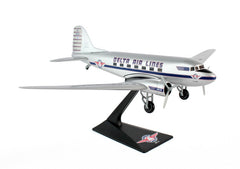 Flight Miniatures Delta Ship 41 DC-3 1/100 Scale Model
