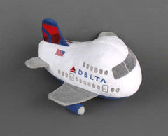 Delta Airlines Plush Toy with Sound