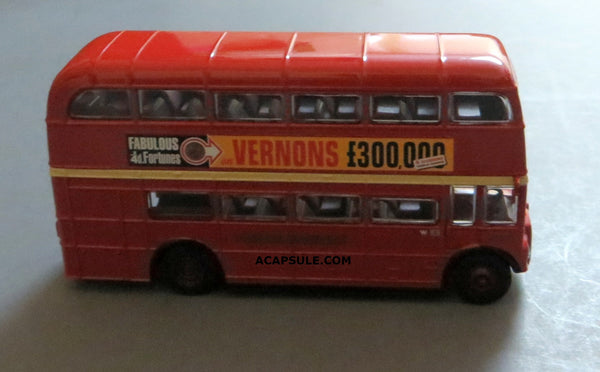 Corgi 60th Anniverisary Classic Routemaster London Transport 1/76 Scale Diecast Double Decker Bus