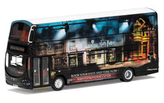 Corgi Harry Potter Warner Brothers Studio Shuttle Wright Eclipse Gemini 2  1/76 Scale Diecast Double Decker Bus