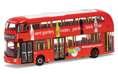 Corgi Arriva New Routemaster Coca Cola #137 to Streatham Hill 1/76 Scale Diecast Double Decker Bus