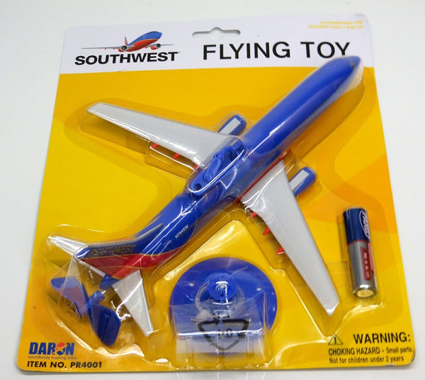 Southwest Airlines Boeing 737 Flying Toy