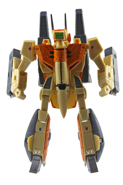 Robotech 1/100 Scale Transformable VF-1D Trainer with Armor Pack