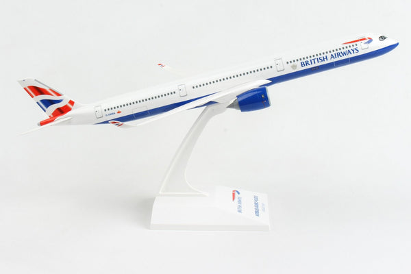 Skymarks British Airways Airbus A350-1000 G-XWBA 1/200 Scale Plane with Stand
