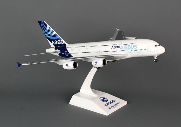 Skymarks Model Airbus Corporate A380 1/200 Scale comes with Stand and Gears