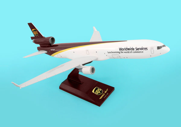 Skymarks Model UPS MD-11 1/200 Scale with Stand N270UP