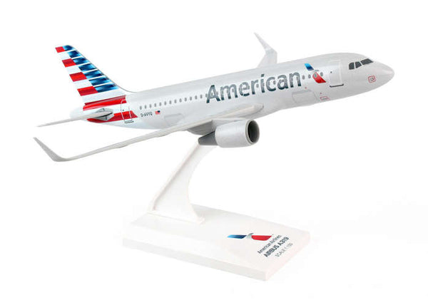 Skymarks American Airline NEW LIVERY A319 1/150 Scale with Stand