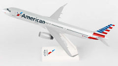 Skymarks American Airlines A321 (New Livery) 1/150 Scale Model w Stand